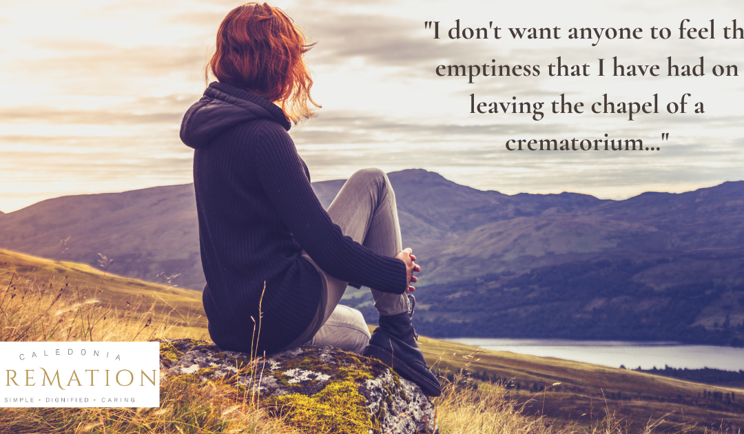 Why I chose Caledonia Cremation for my own funeral